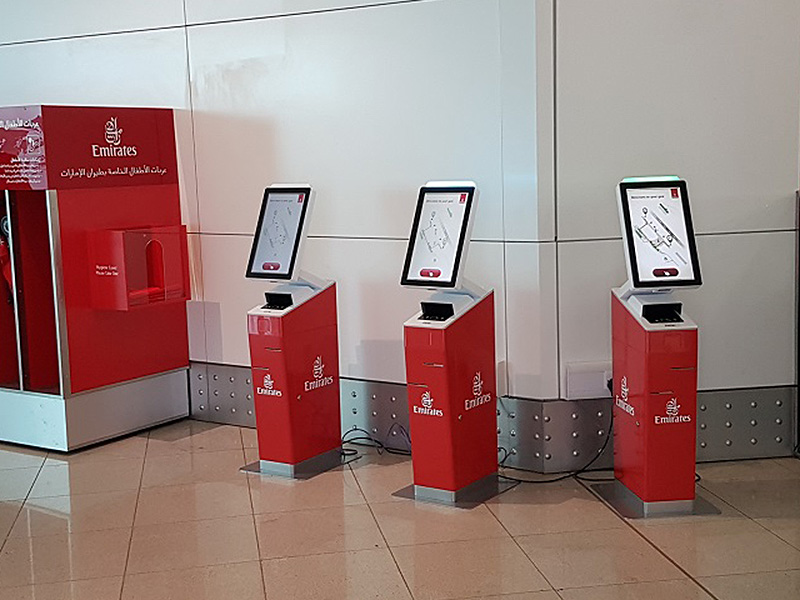 emirates airlines check in